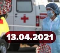 Новости о коронавирусе 13 апреля: британский штамм поражает беременных, Pfizer едет в Украину