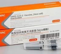 На Киевщине начинают прививки от COVID-19 китайской вакциной CoronaVac