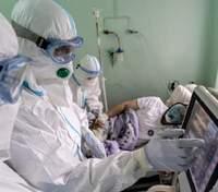 COVID-19: в Украине снова выросла смертность и количество госпитализированных