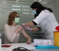 В Украине утвердили план вакцинации против COVID-19