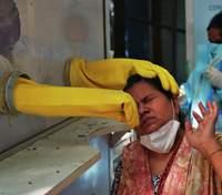 Мировой рекорд COVID-19 зафиксировали в Индии: 314 тысяч больных