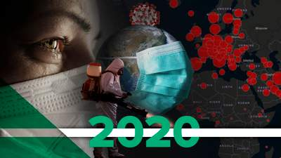 Як людство боролося з коронавірусом у 2020 році: перемоги та поразки