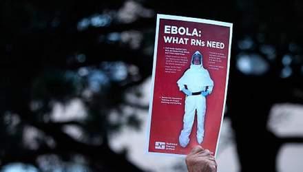 Небезпека поширення вірусу Ебола в Ліберії, ймовірно, знизилась, — ВООЗ