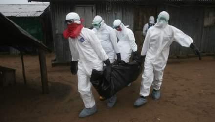 10 листопада розпочнуться перші тестування вакцини проти Еболи на людях
