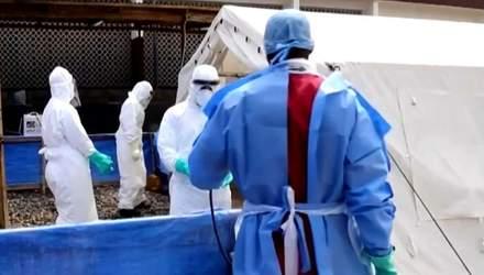Епідемію Еболи здолають не раніше, ніж за рік