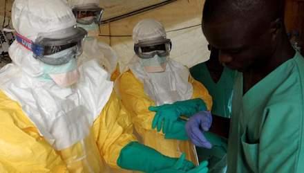 Ебола дісталася до Британії