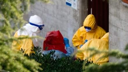 До Ліберії відправили експериментальну вакцину від Еболи