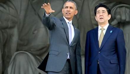 Обама знову поставив російську агресію на одну дошку з вірусом Еболи