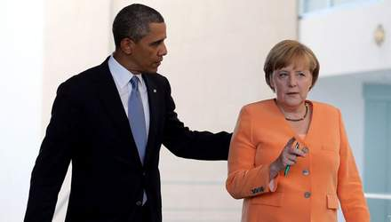 Саміт G7: чи вирішать Меркель з Обамою українське питання