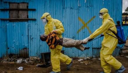 Зареєстрована нова жертва від вірусу Еболи
