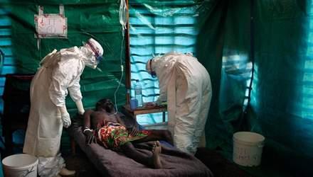 Ебола повертається: у Конго 17 загиблих