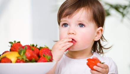 Алергія на полуницю у дітей: симптоми та лікування