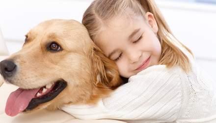 Супрун пояснила, чому потрібно завести домашніх тварин дітям