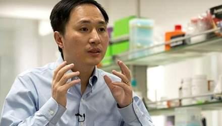 Ученые из Китая создали первых ГМО-детей
