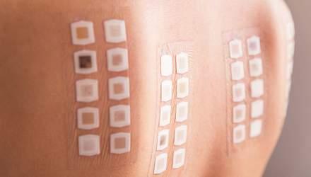 Як правильно шукати речовини, які викликають алергію
