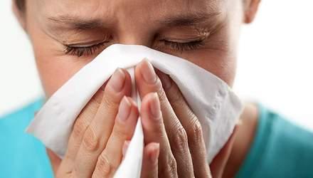 Нежить чи алергія: як відрізнити