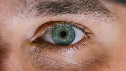 Синдром сухого ока: чому виникає, профілактика та лікування
