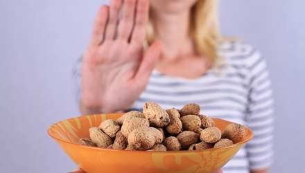 Харчова алергія: як розпізнати симптоми, можливі причини та що робити