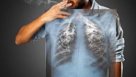 Легені, пошкоджені курінням, можуть повністю загоюватися: дослідження