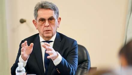 Люди найважливіші: Ємець прокоментував свою відставку з посади глави МОЗ