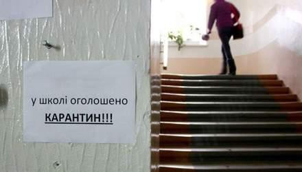 Ситуація з коронавірусом у Києві: скільки шкіл та садочків закрили на карантин