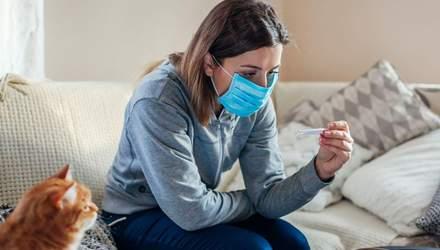 Як лікувати легку форму COVID-19 вдома: покрокова інструкція