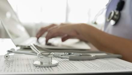 Декларації з сімейними лікарями можна буде підписати онлайн