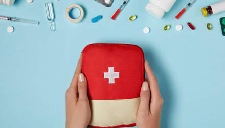 Ревізія аптечки: яким препаратам не місце у вашому домі