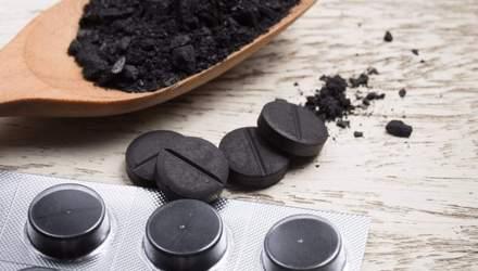 Чи потрібно пити активоване вугілля перед вживанням алкоголю
