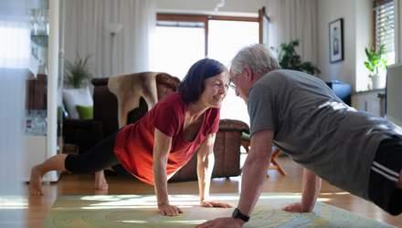 Як бути активним у будь-якому віці: практичні поради