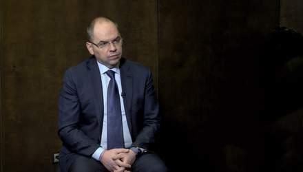 Степанов назвав підстави для подовження локдауну в Україні