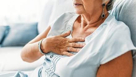 Все більше жінок помирає через хвороби серця: дослідження