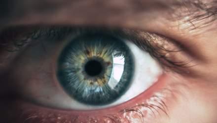 Сіпання ока: чому виникає та що робити