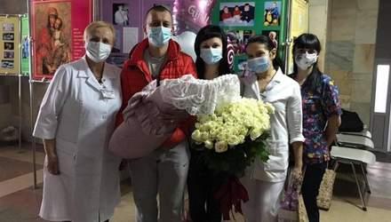 У Львові лікарі врятували немовля, яке народилося з вагою 790 грамів