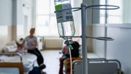 Ще в одному дитсадку на Тернопільщині зафіксували спалах кишкової інфекції