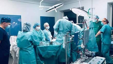 Серце, нирки та печінка: на Волині провели 4 трансплантації від одного донора – фото