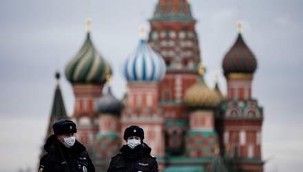 Розумом не зрозуміти: більшість росіян вважає коронавірус біологічною зброєю