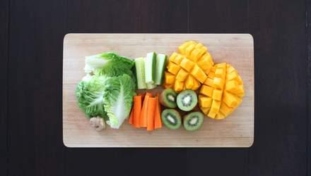 Яка кількість фруктів та овочів впливає на тривалість життя: результати дослідження