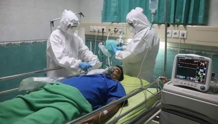 Назвали людей, которые наиболее подвержены инфицированию коронавирусом