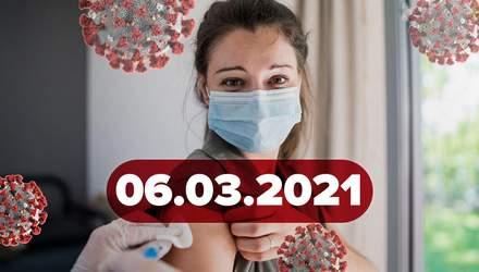 Новини про коронавірус 6 березня: де не вистачає ліжок з киснем, Далай-лама вакцинувався