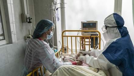 Ситуация с коронавирусом на Закарпатье более чем критическая