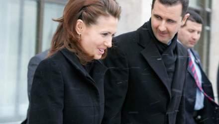 Сирийский диктатор Башар Асад заразился коронавирусом