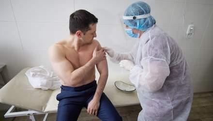 Тищенко, вакцинация, страх: как Украина прожила год на карантине