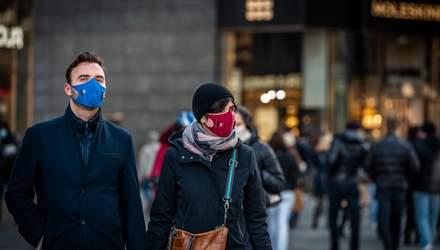 """""""Красная"""" Украина: ситуация с COVID-19 в крупнейших городах ухудшается"""