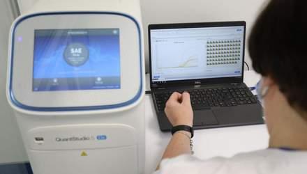 Коронавирус во Львовской области: снова более 1300 новых больных за сутки