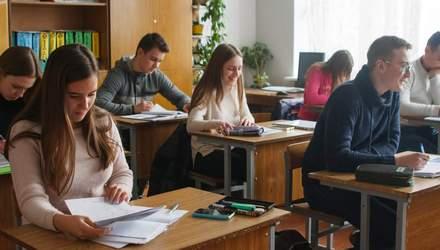 В Винницкой области продлили карантин: в школу возвращаются только выпускники