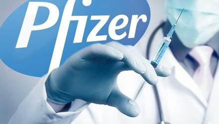 Коли Pfizer почнуть використовувати в усіх регіонах: відповідь МОЗ