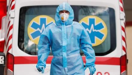 COVID-19 в Україні: інфікувались майже 9 тисяч людей, 367 померли