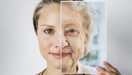 Не щодня: три періоди, коли тіло дійсно старіє
