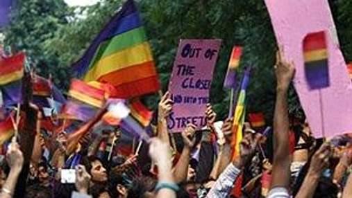 Міністр охорони здоров'я Індії назвав гомосексуальність небезпечним захворюванням